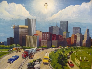 The Rapture in Dallas